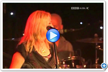 Terry White Band filmed by BBC ALBA at the Northern Nashville Country Music festival 2012